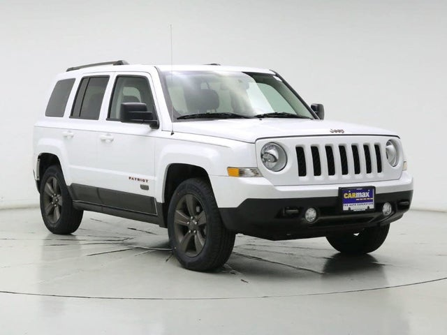 2017 Jeep Patriot 75th Anniversary Edition 4WD for Sale in ...