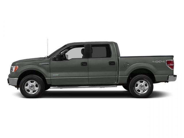 2014 Ford F-150 FX4 SuperCrew LB 4WD