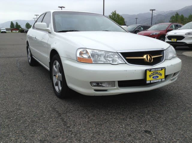 2002 Acura TL Type-S FWD with Navigation
