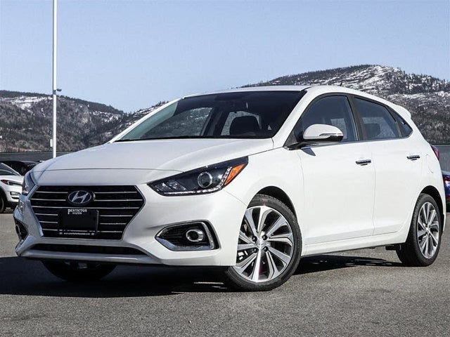 2020 Hyundai Accent Ultimate Hatchback FWD