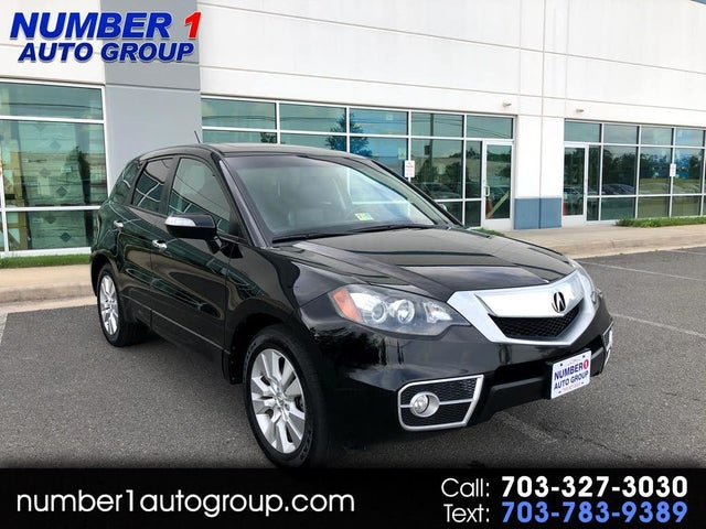 2011 Acura RDX SH-AWD with Technology Package
