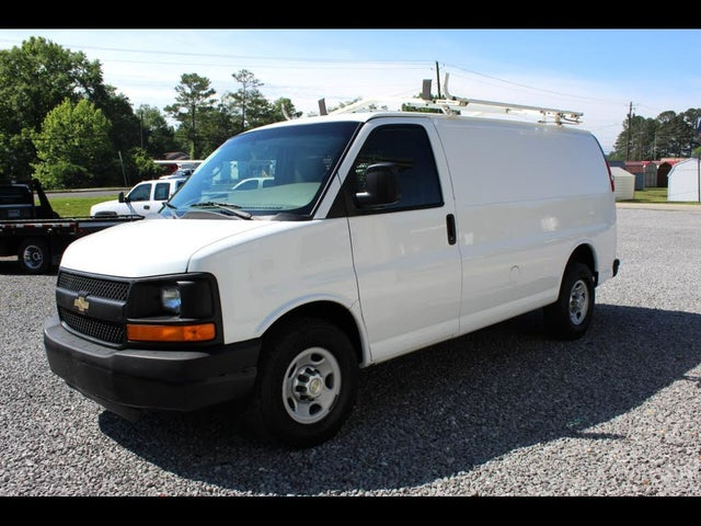 2011 Chevrolet Express Cargo 2500 RWD with Upfitter