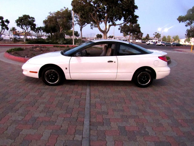 1998 Saturn S-Series 2 Dr SC1 Coupe