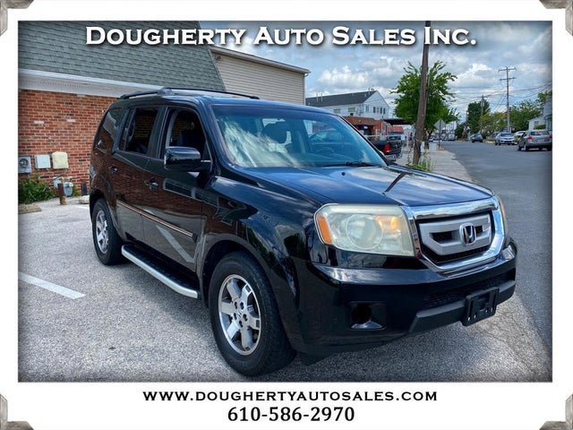 2010 Honda Pilot Touring with Navi and DVD 4WD