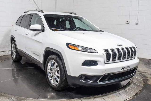 2015 Jeep Cherokee Limited FWD