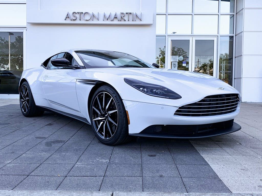 Used 2019 Aston Martin Db11 V8 Coupe Rwd For Sale Right Now Cargurus