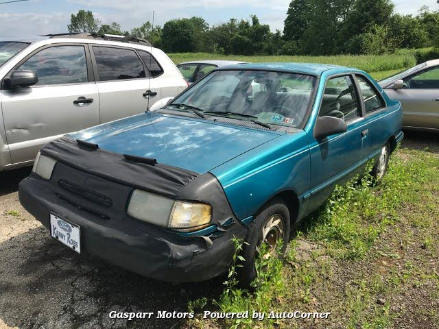 1994 Ford Tempo 2 Dr GL Coupe