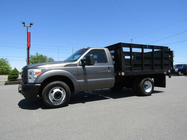 2011 Ford F-350 Super Duty Chassis