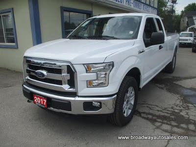 2017 Ford F-150 XL SuperCab LB 4WD