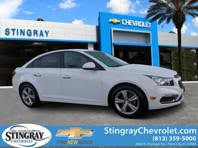 2016 Chevrolet Cruze Limited 2LT FWD