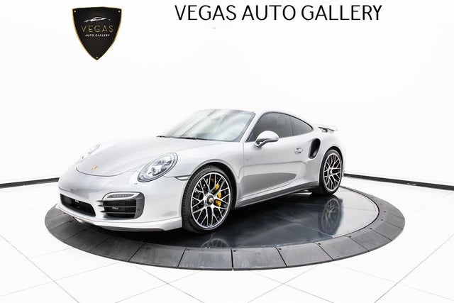 2016 Porsche 911 Turbo S Coupe AWD