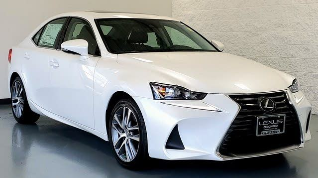 2020 Lexus IS 300 AWD