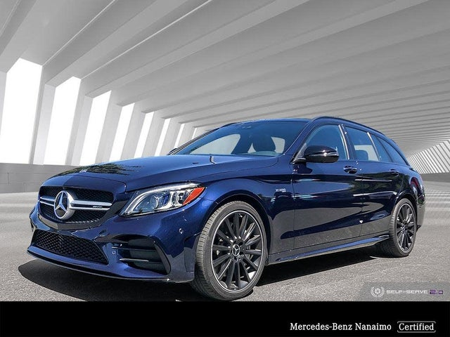2019 Mercedes-Benz C-Class C AMG 43 4MATIC Wagon AWD
