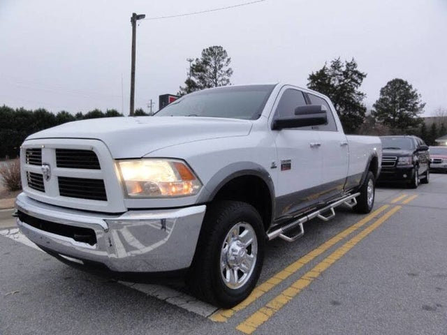 2011 RAM 3500 Lone Star Crew Cab 8 ft. Bed 4WD