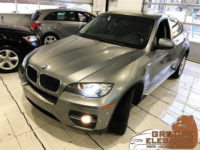 2008 BMW X6 xDrive35i AWD