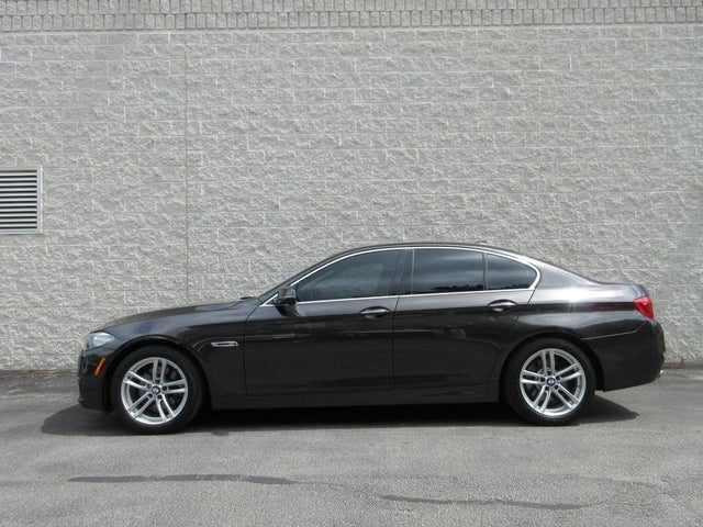 2015 BMW 5 Series 528i xDrive Sedan AWD