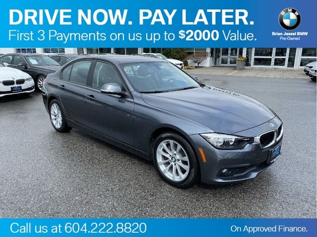 2016 BMW 3 Series 320i xDrive Sedan AWD