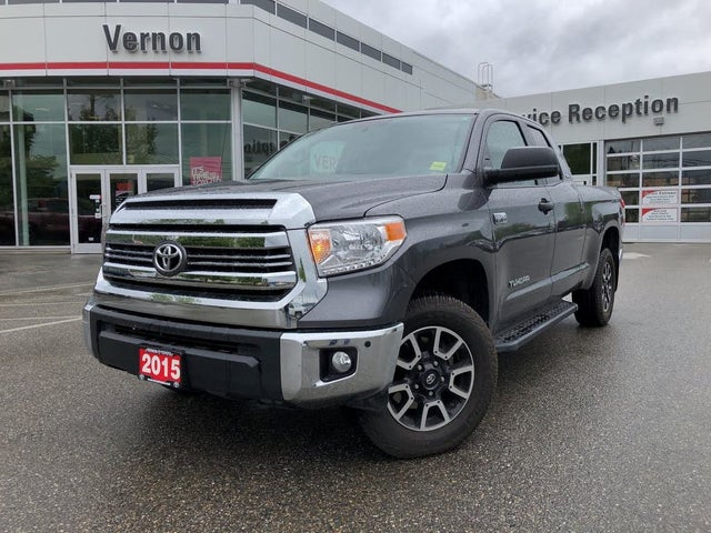 2015 Toyota Tundra TRD Pro Double Cab 5.7L 4WD