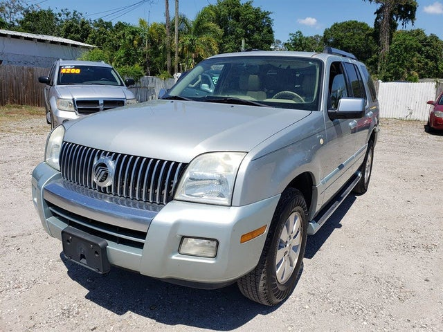 2006 Mercury Mountaineer Premier RWD