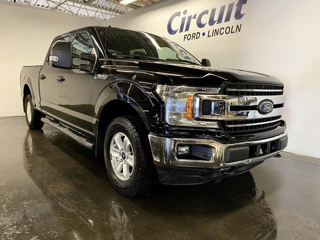 2018 Ford F-150 XL SuperCrew LB 4WD