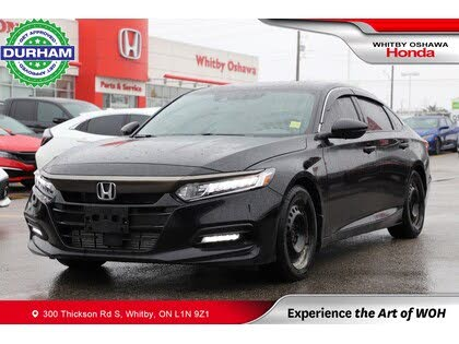 2019 Honda Accord 2.0T Sport FWD