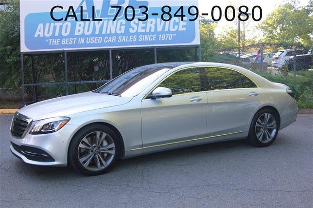 Used Mercedes Benz S Class For Sale With Photos Cargurus
