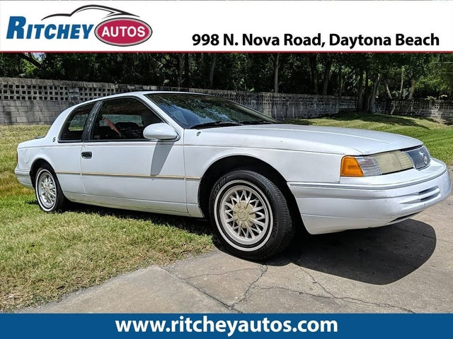 1993 Mercury Cougar XR7 Coupe RWD