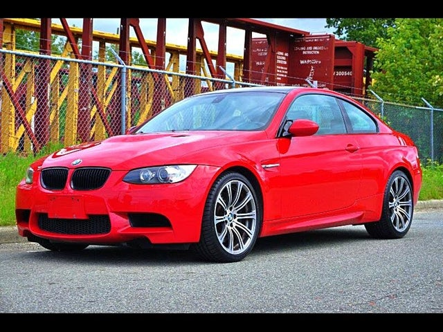 2008 BMW M3 Coupe RWD