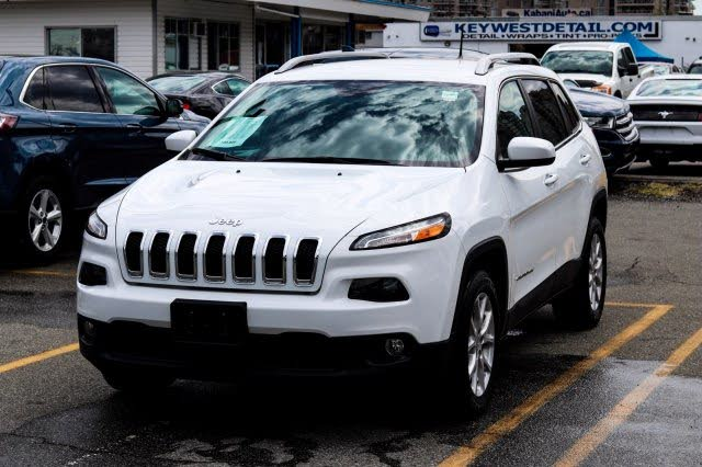 2017 Jeep Cherokee North FWD