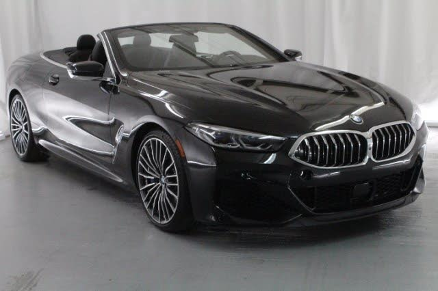BMW Of Stevens Creek >> Used 2020 BMW 8 Series M850i xDrive Convertible AWD for ...