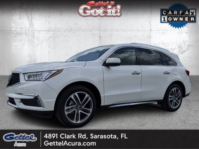 2018 Acura MDX FWD with Advance Package