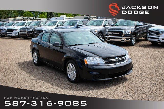 2013 Dodge Avenger SE Canada Value Package FWD