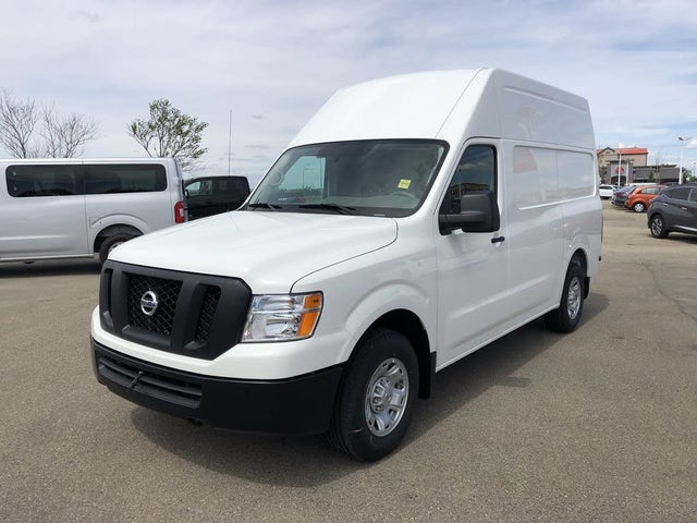 2019 Nissan NV Cargo 3500 HD S with High Roof RWD