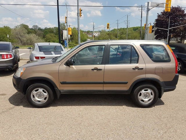 2002 Honda CR-V LX AWD