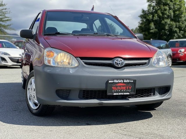 2005 Toyota ECHO 4 Dr STD Sedan