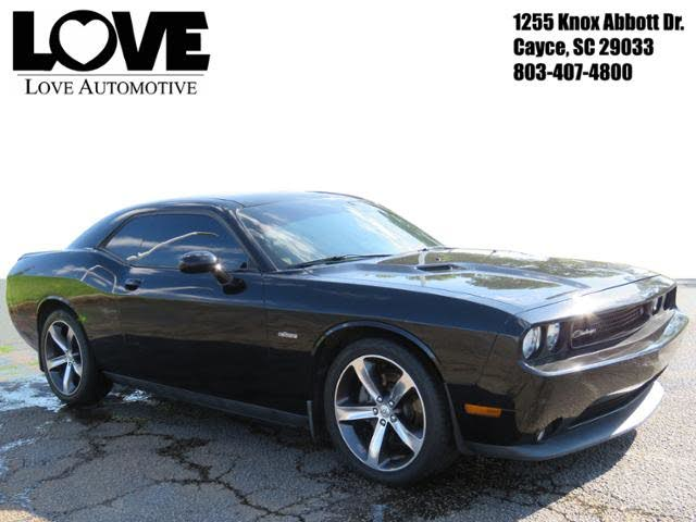 2014 Dodge Challenger R/T 100th Anniversary RWD