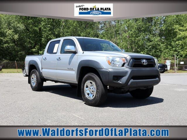 2012 Toyota Tacoma PreRunner Double Cab SB