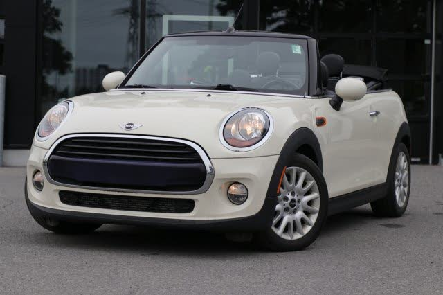 2016 MINI Cooper Convertible FWD