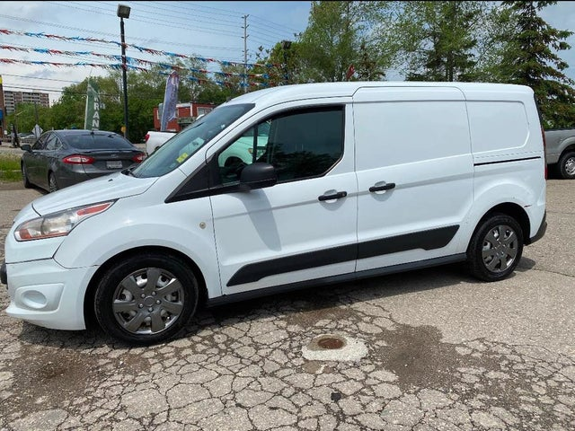 2014 Ford Transit Connect Cargo XLT LWB FWD with Rear Liftgate