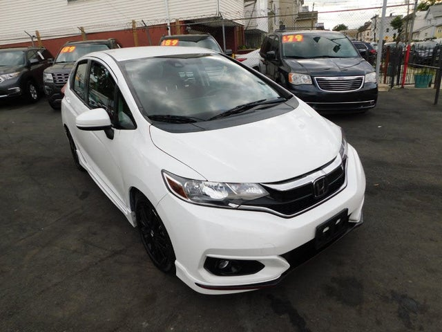 2018 Honda Fit Sport with Honda Sensing