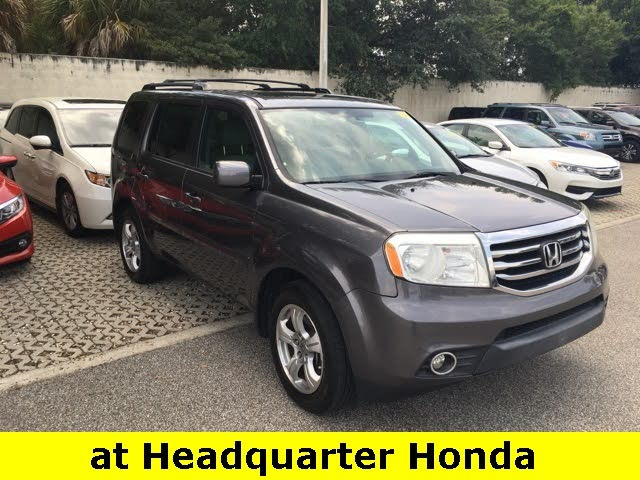 2015 Honda Pilot EX-L with Nav