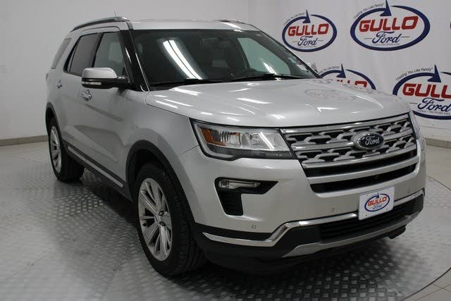 2019 Ford Explorer Limited AWD