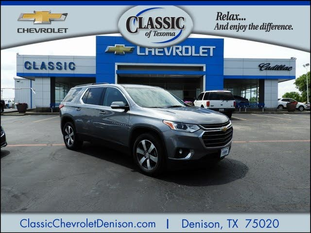 2019 Chevrolet Traverse LT Leather FWD