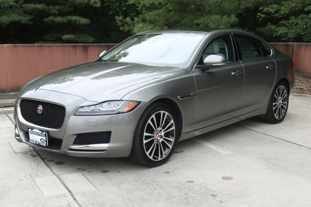 2019 Jaguar XF 30t Portfolio Limited Edition AWD