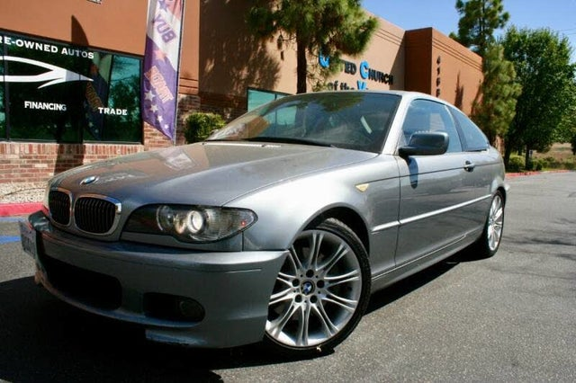 2005 BMW 3 Series 330Ci Coupe RWD