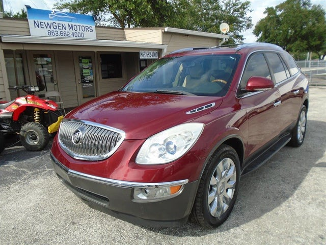 2011 Buick Enclave CXL2 AWD
