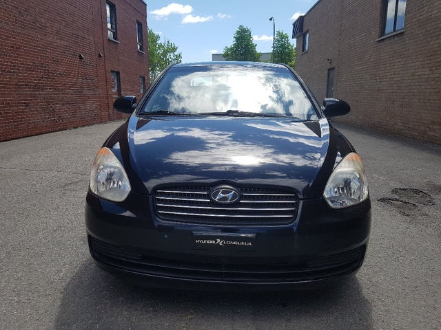 2008 Hyundai Accent L Sedan FWD