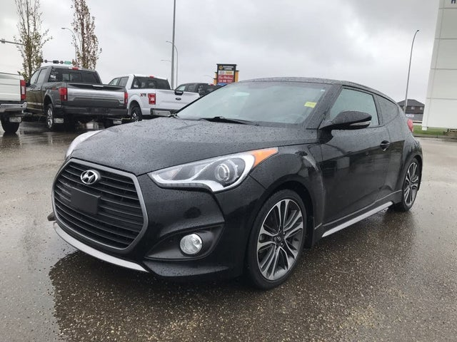 2016 Hyundai Veloster Turbo Coupe