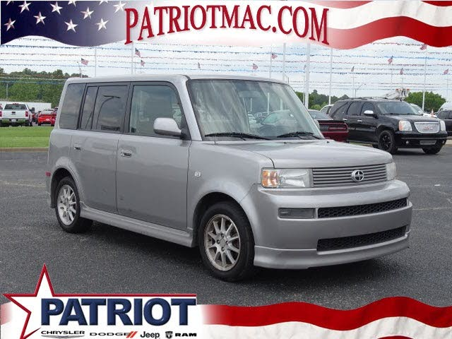 2006 Scion xB 5-Door