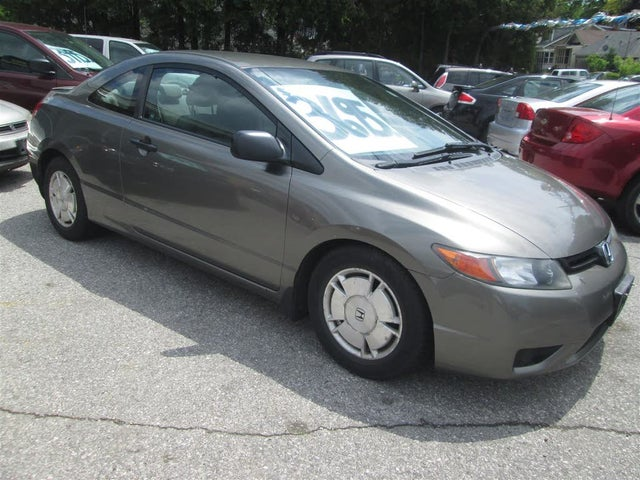 2008 Honda Civic Coupe DX-G